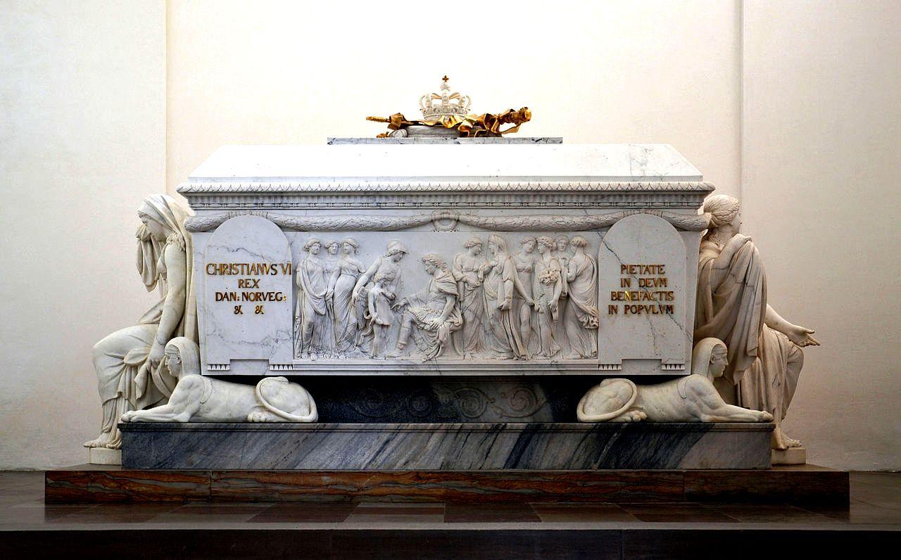 гробница кристиана 6