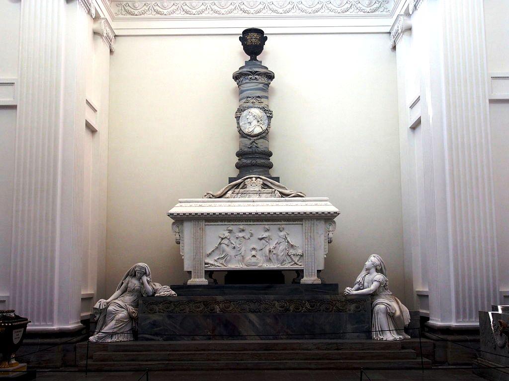 гробница короля