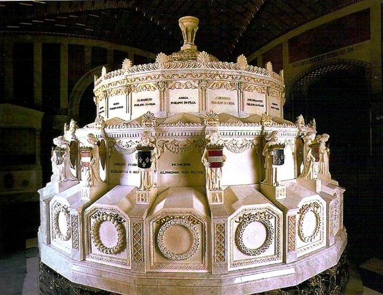 гробница дофинов