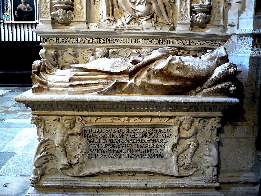 гроб епископа
