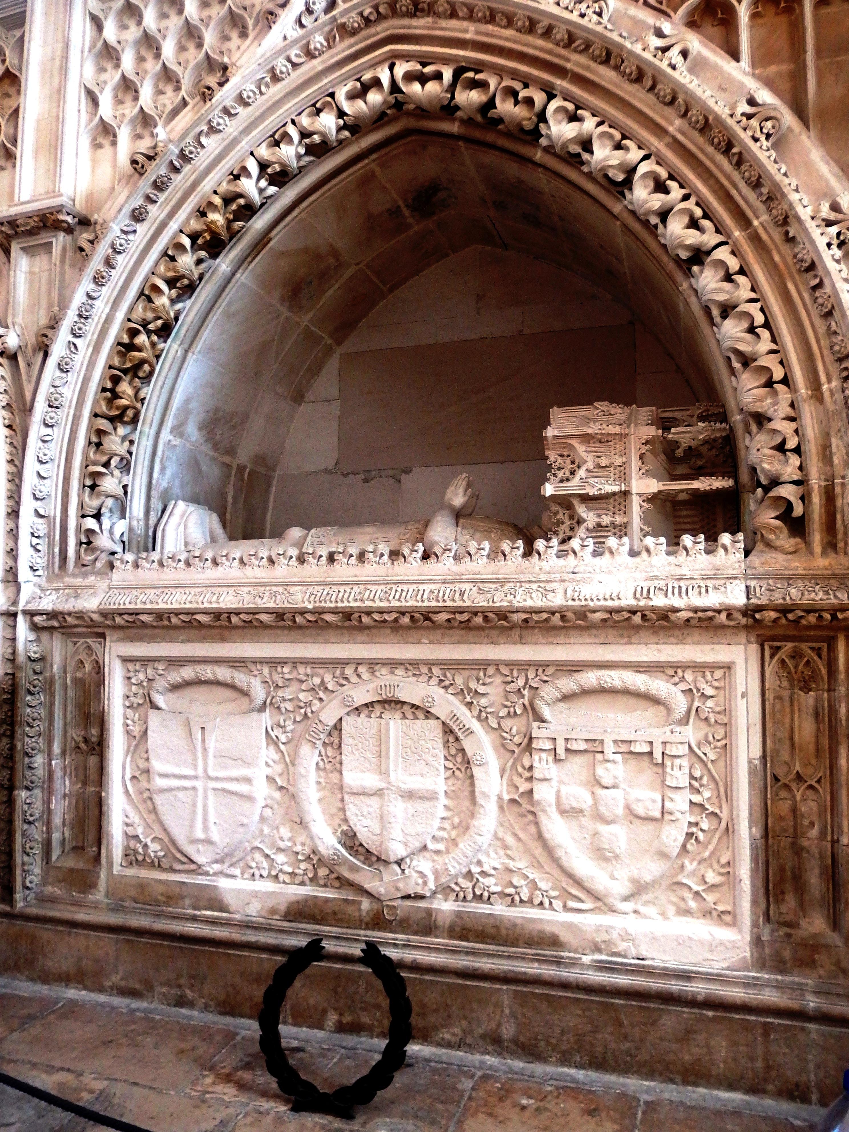 гробница афонсу