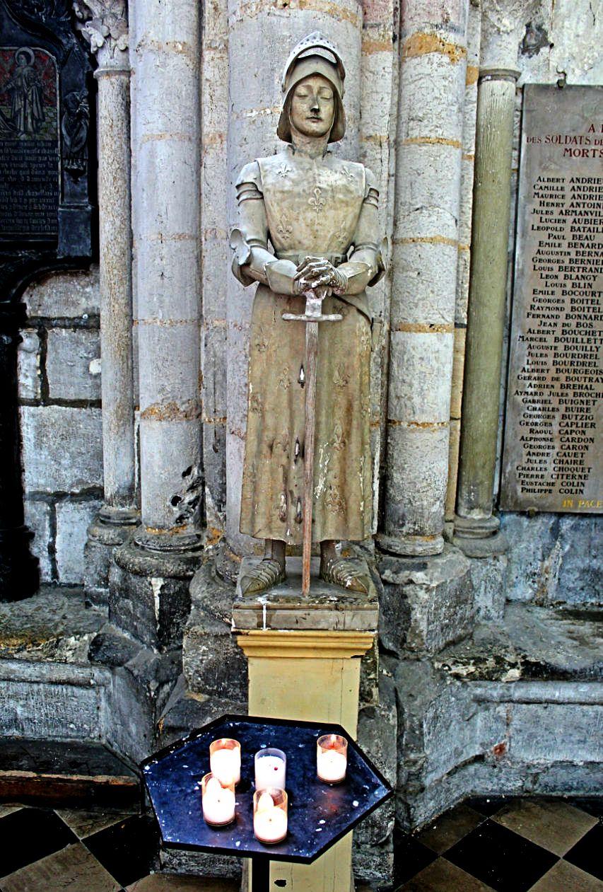 амьенская скульптура