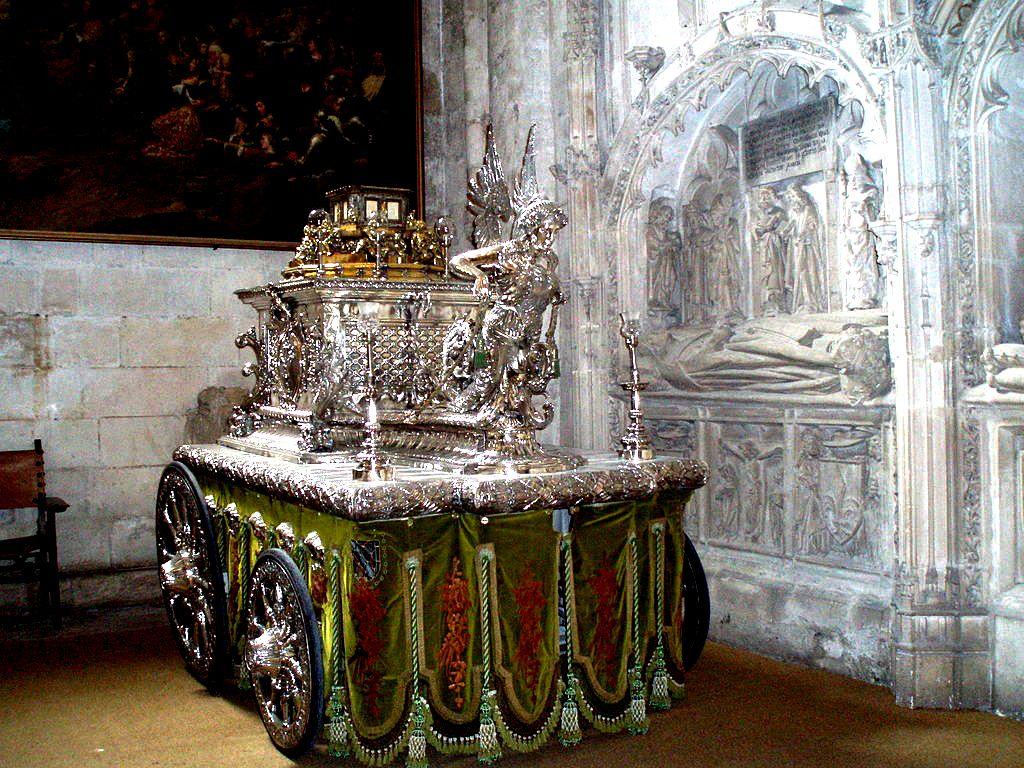 реликвия на колесах