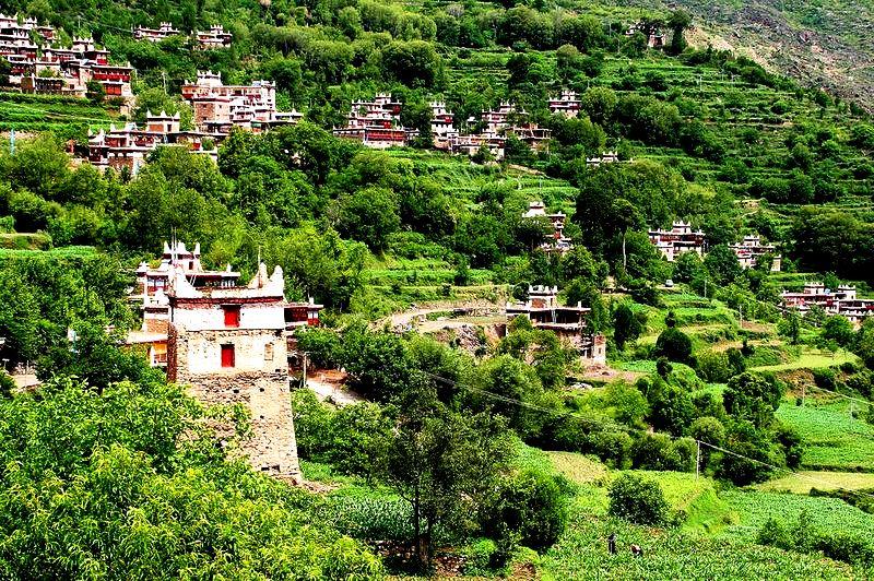 село даньба