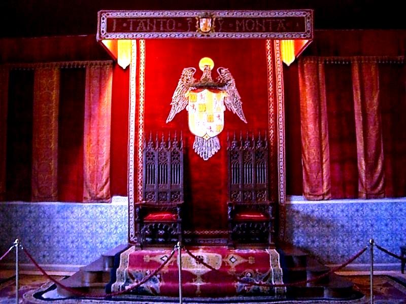 кресла королей