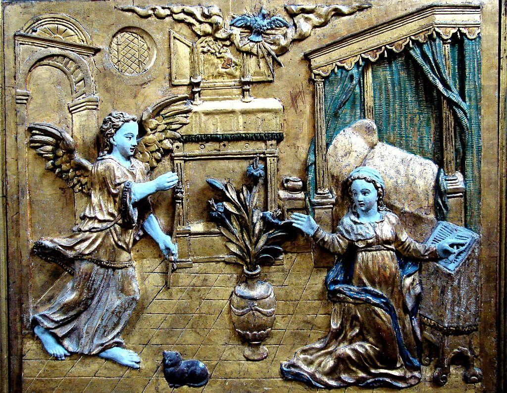 фрески роскильского собора