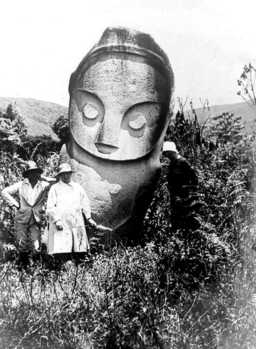 статуя палиндо