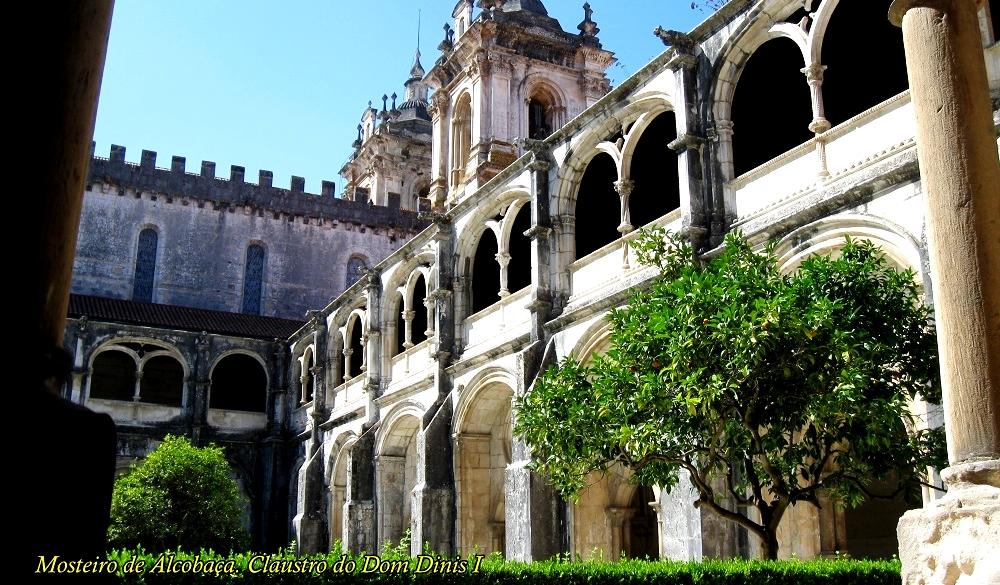 переходы монастыря алкобаса
