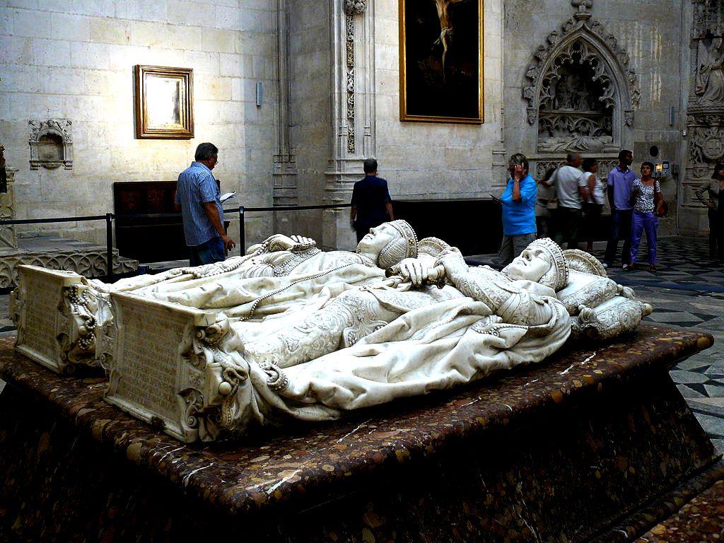 гробницы часовни коннетаблей