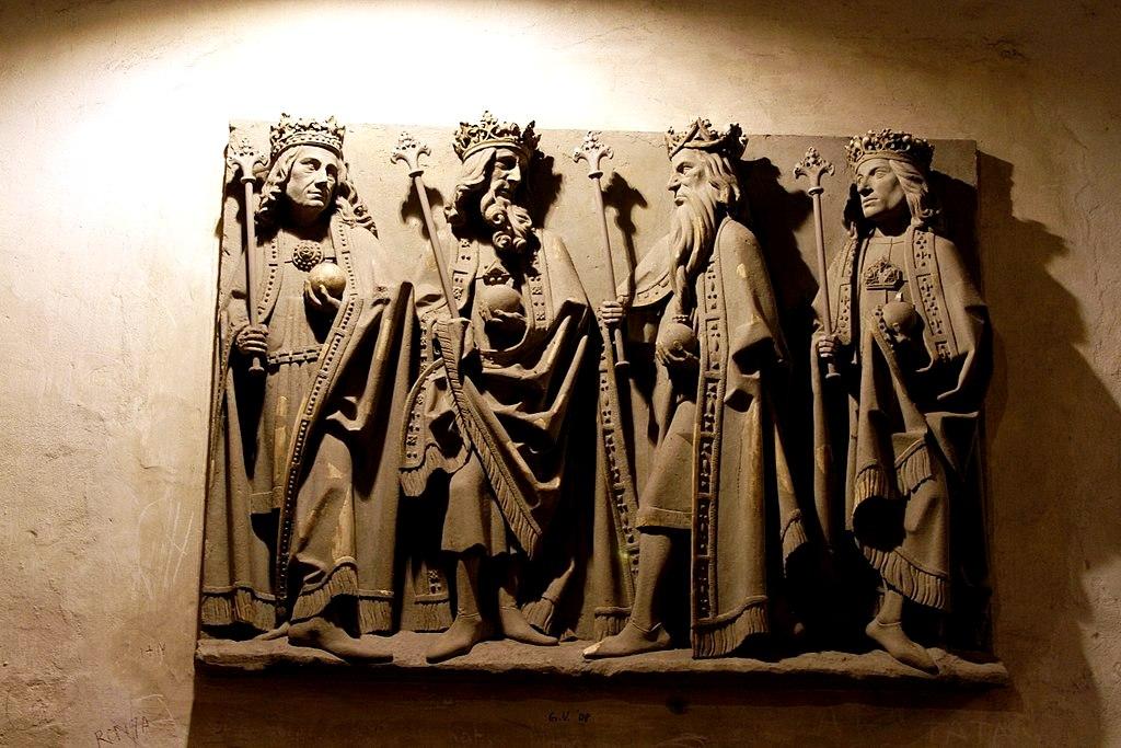 крипта шпайерского собора