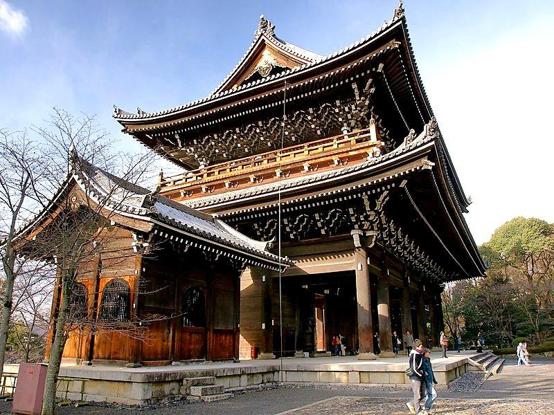 фасад храма тион ин