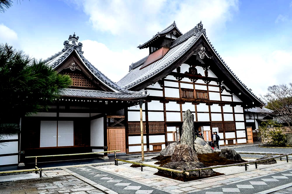 храм тэнрюдзи