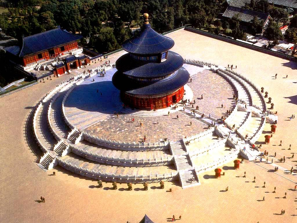 обзор храма неба