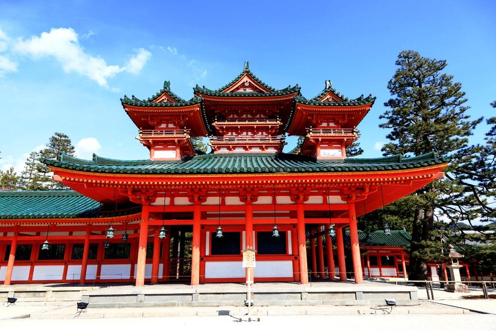 храм хэйан