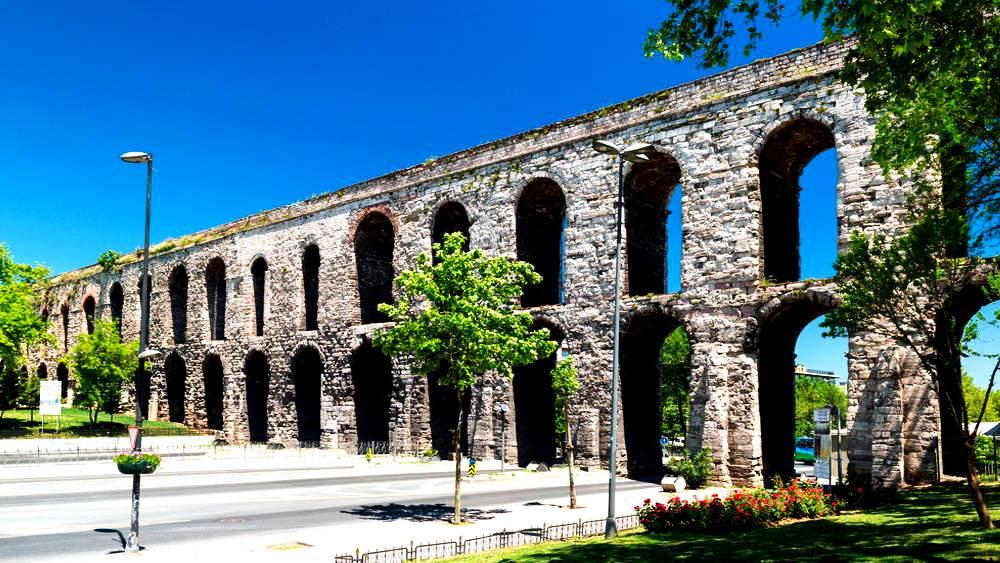 акведук стамбула