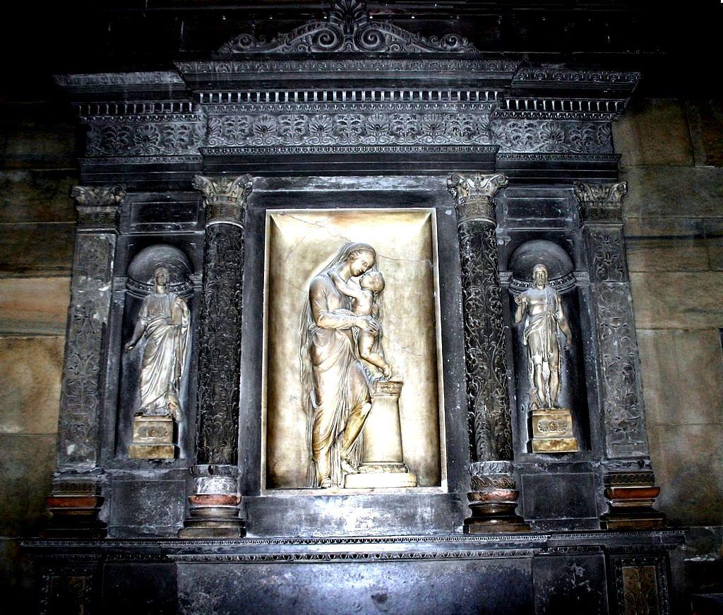 алтарь миланского собора