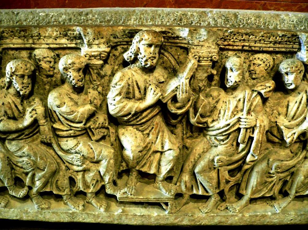 древности лувра
