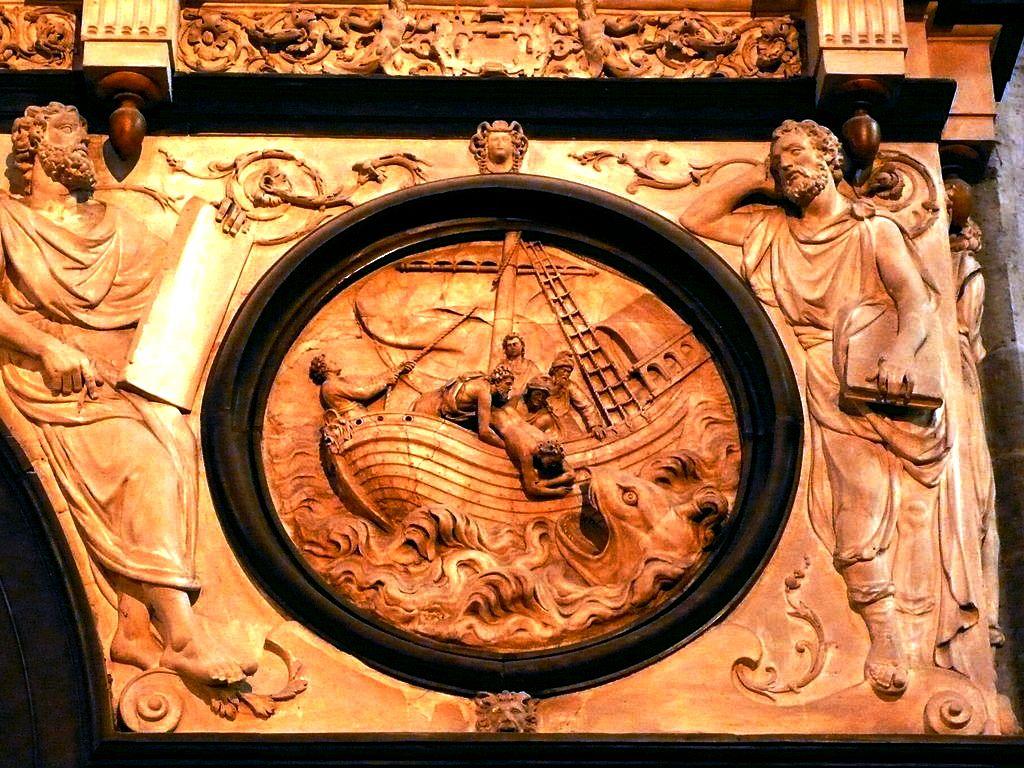 искусство собора в турне