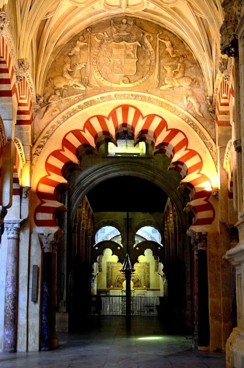 гербы кордовской мечети