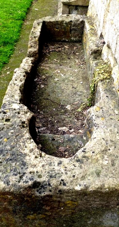 гробница в гластонбери