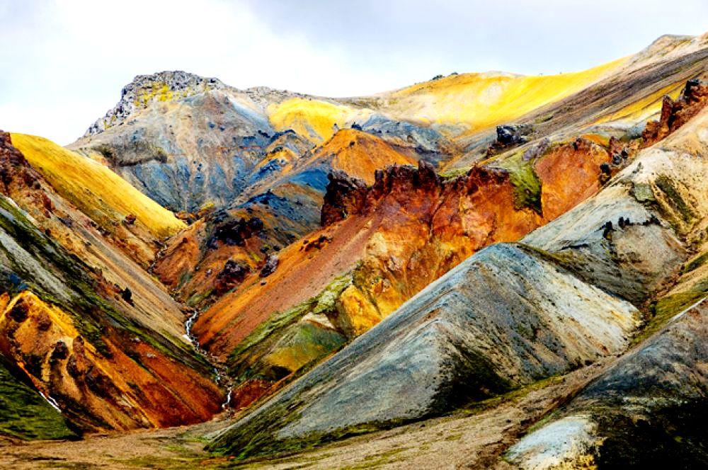 горы ландманналейгар