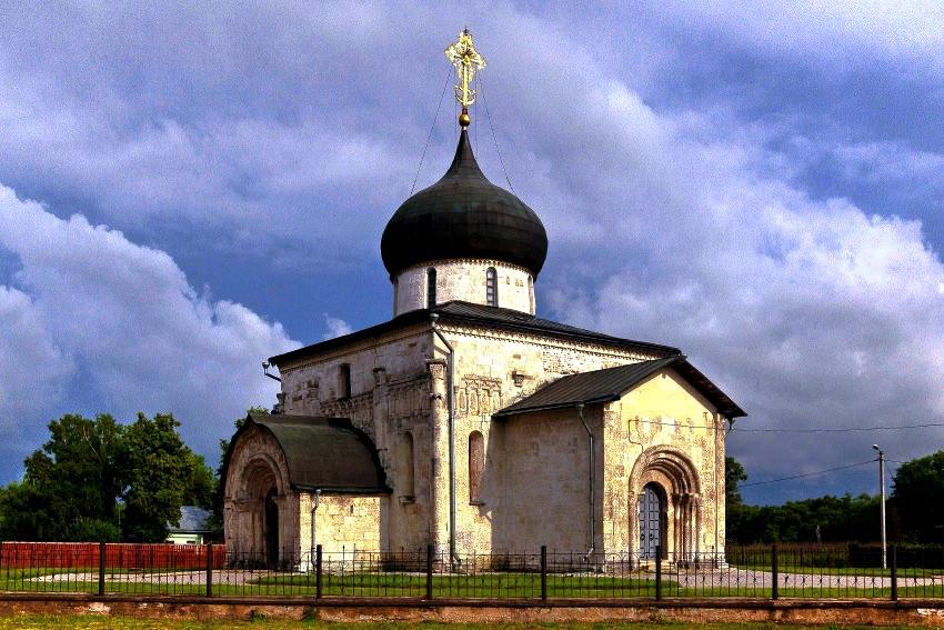 пейзаж георгиевского собора