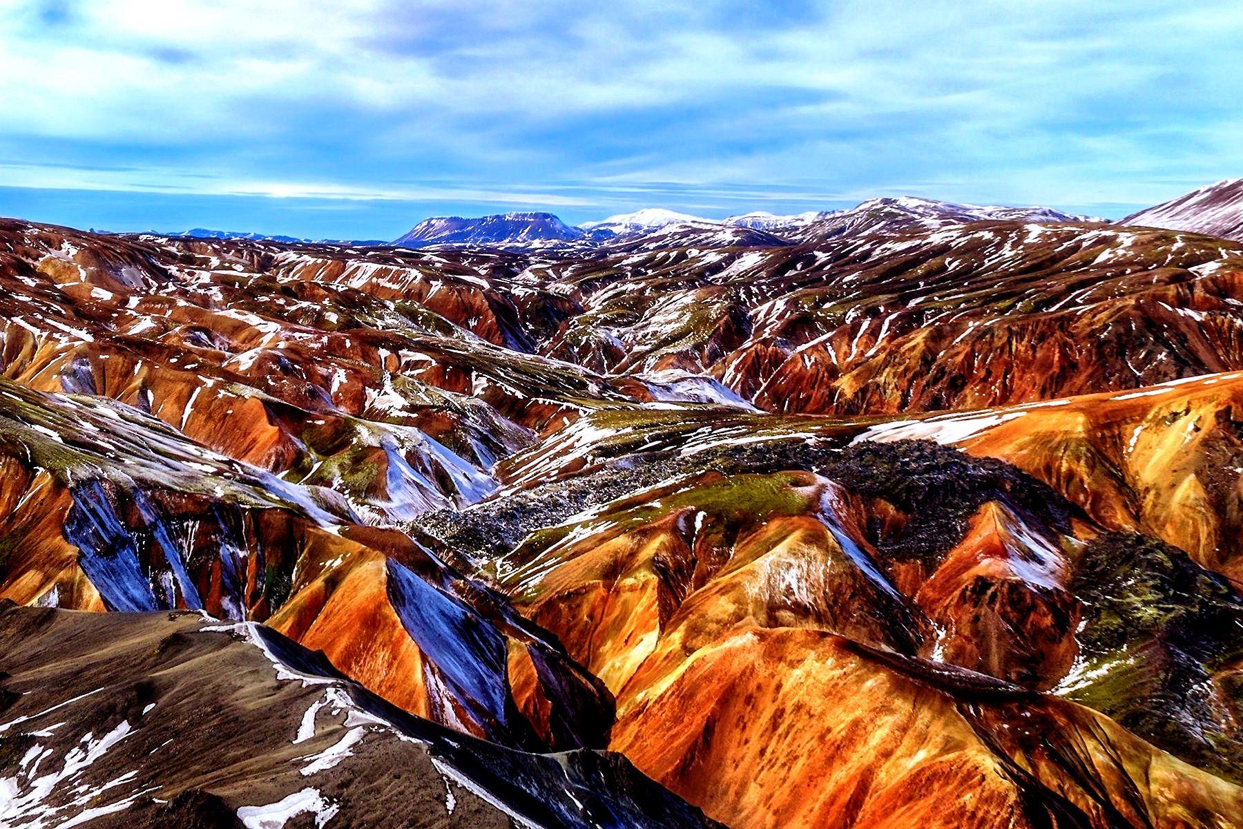панорама ландманналейгара