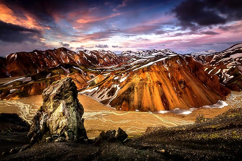 панорама ландманналейгар
