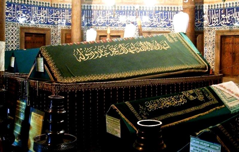 склеп султанов