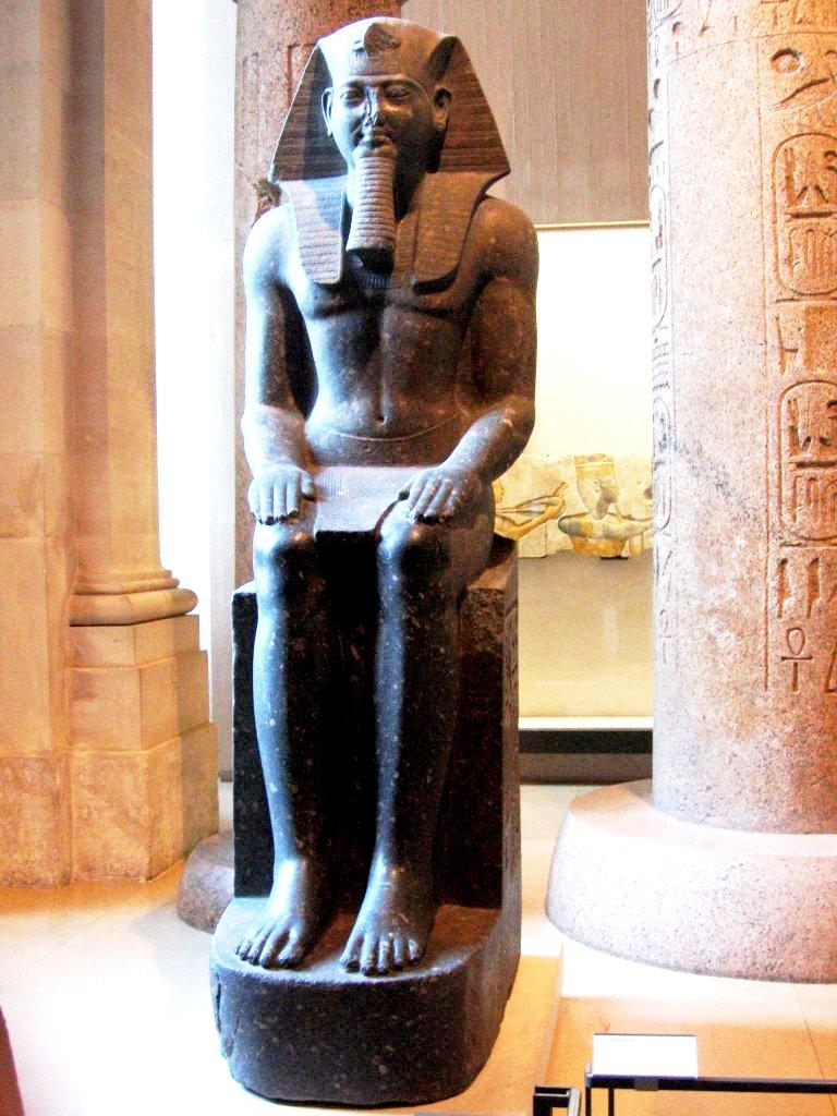 скульптура рамзеса