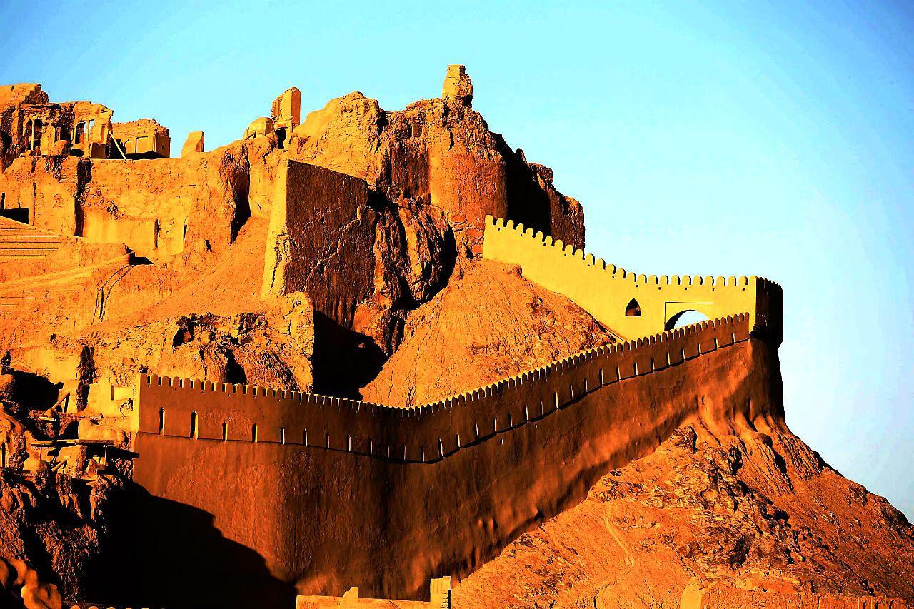 бастионы крепости бам
