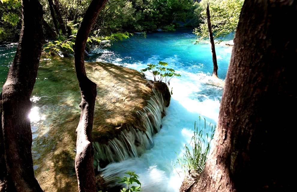 водоемы плитвицких озер