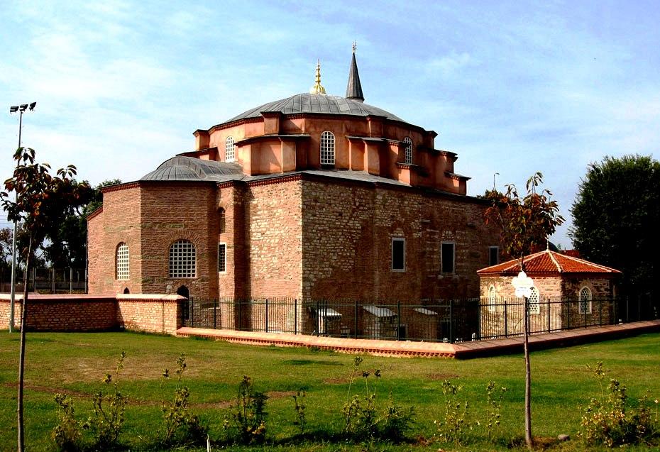 церковь сергия и бахуса