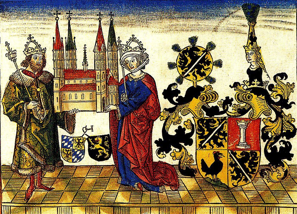 короли германии