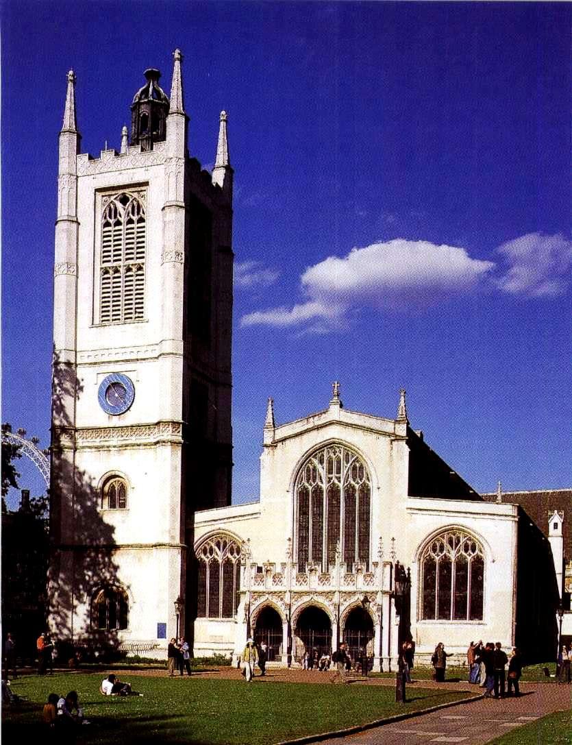 церковь святой маргариты