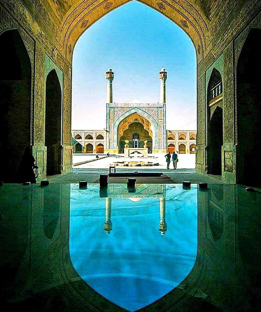 обзор мечети джами
