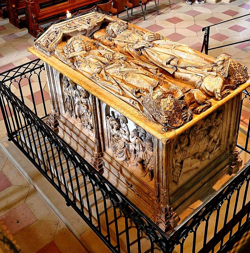 гробница генриха