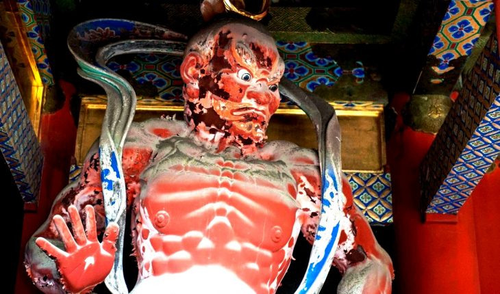 храм тосегу, никко