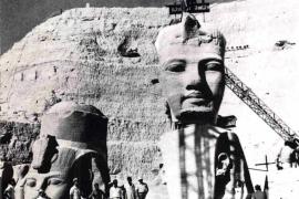 04реставрация храма Рамзеса