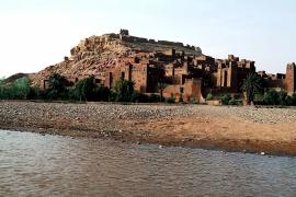 вид на деревню бен-Хадду