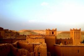 пустыня Ксара бен-Хадду