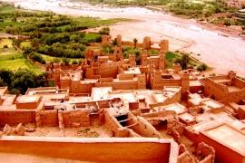 руины бен-Хадду