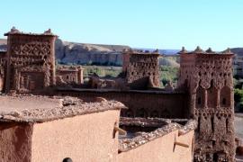 строения в бен-Хадду