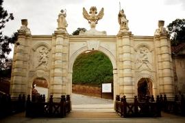 ворота Альба Юлии