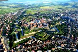 румынская крепость Альба