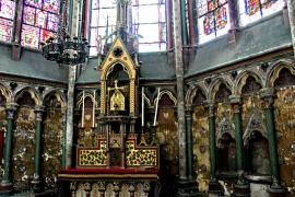 01алтарь Амьенского собора