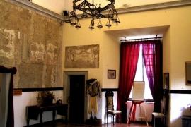 экспонаты замка Барди