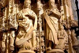 святые Бургосского собора