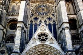 02облик Буржского собора