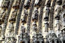 15ангелы Буржского собора